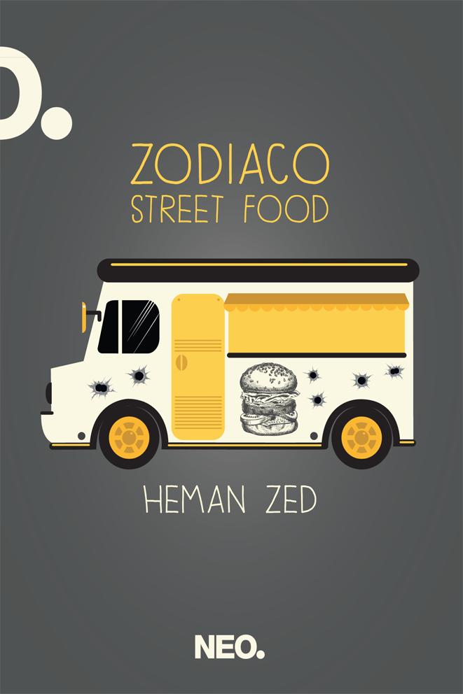 Zodiaco Street Food - Heman Zed